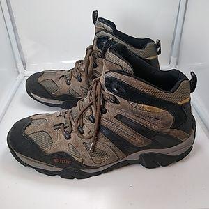 Wolverine Wilderness Waterproof Hiking Boot M 10.5